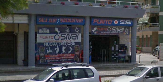 Punto Snai Via Nazionale delle Puglie Pomigliano