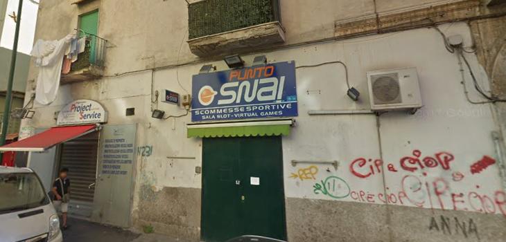 Punto Via Emilio Scaglione, 235